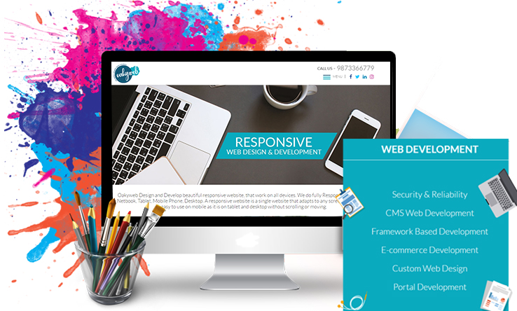 How to choose the best Web Design and Development Company - Oaky ...