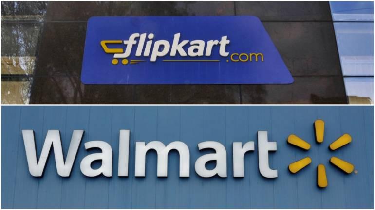Flipkart has taken over by Walmart